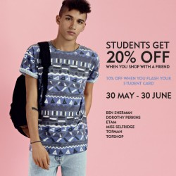 Topshop | Great Singapore Sale 2014