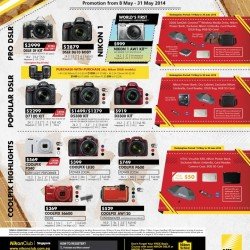 Nikon Singapore | I AM THE GREAT NIKON SALE