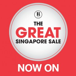 Robinsons | The Great Singapore Sale - Cardmembers Special