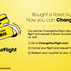 Scoot | Change Your Flight with No Hussle