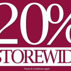 Mums & Babes | GSS promotion 20% OFF storewide