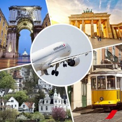 AirFrance | The best of Europe air fare promotion from $999