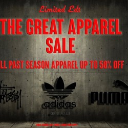 Limited EDT | GSS up to 50% off apparel