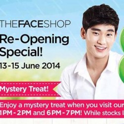 The Face Shop | Re-opening Special with Kim Soo Hyun