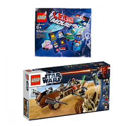 Brick World | Suntec Opening Promotions with Lego products