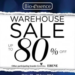 Bio-essence | up to 80% off warehouse sale