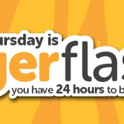 TigerAir | Thursday 24Hours flash sale airfare