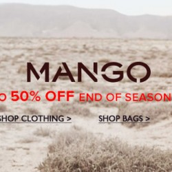 Zalora | MANGO up to 50% off online sale