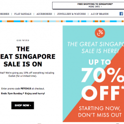 ASOS | GSS additional 15% off everything. Worldwide free shipping.