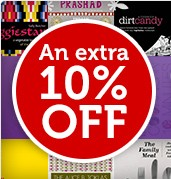 BookDepository.com | up to 30% off and an Extra 10% OFF best cook books