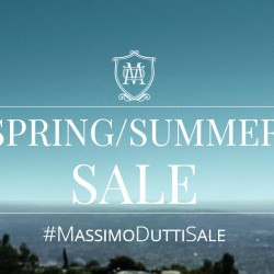 Massimo Dutti | Great Singapore Sale 2014