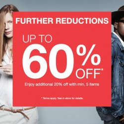 GAP Singapore | GSS Further Reduction 2014