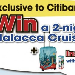 Harvey Norman | Win a 2-night Malacca Cruise for 2!