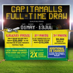 Capita Malls | win a pair of tickets to the World-Cup