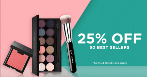 Luxola | 25% off Best Seller Promotion