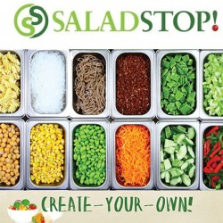 "SaladStop | Launch of ""DIY your own Salad online"" feature"
