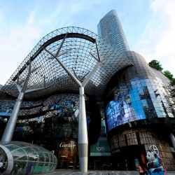 ion Orchard   Free valet service on weekends