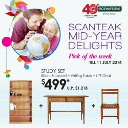 Scanteak | Mid-year delights special buy