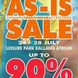 Liferacer | AS-IS SALE at Leisure Park
