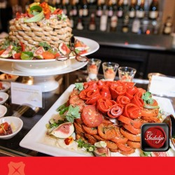 DBS | 1-for-1 Lunch/Dinner Buffet @ Swissotel