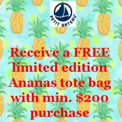 Petit Bateau | FREE tote bag with purchase