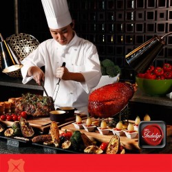 DBS | 1-for-1 lunch buffet at Mandarin Orchard