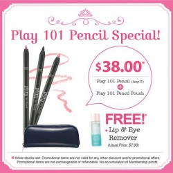 Etude House | Play 101 pencil special July 2014