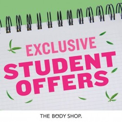 The Body Shop | FREE Tea Tree BB Cream for students