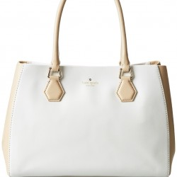 Amazon |kate spade new york Catherine Street Wensley Shoulder Bag,Fresh White/Ostrich Egg with Shipping to Singapore