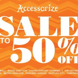 Accessorize | up to 50% off sale with more items added