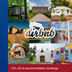 Airbnb | 15% OFF with UOB Cards