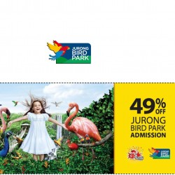 Jurong Bird Park | 49% off admission tickets