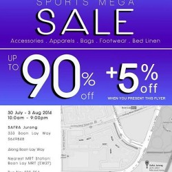 Sports Mega Sale | up to 90% OFF sports apparel
