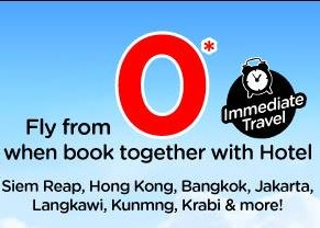 AirAsiaGo | Fly from $0 when book together with hotel