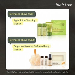 Innisfree | free travel kits with purchase