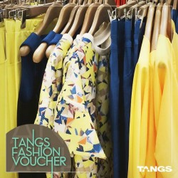 TANGS | $20 voucher with $200 spent at fashion department