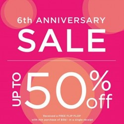 NET | 6th anniversary sale up to 50% off