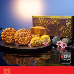 DBS | Carlton Hotel mooncake boxes Early Bird Offer