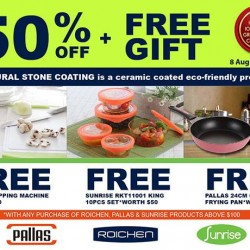 Home-Fix Singapore | 50% OFF + Free Gifts @ Great World City