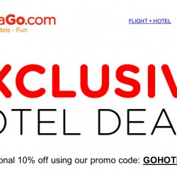 AirAsiaGo | Save up to 60% + 10% on your hotels!