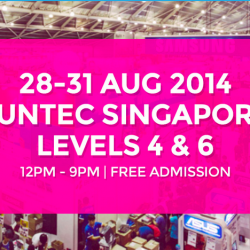 Comex | IT Show 2014 at suntec