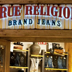 True Religion | 50% off and 20% off on new arrivals