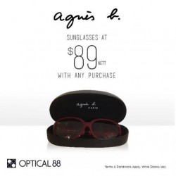 Optical 88 | PWP Agnes B. Sunglasses at $89 nett
