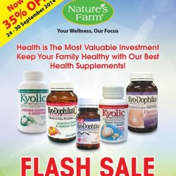 Nature's Farm | 35% OFF on selected online