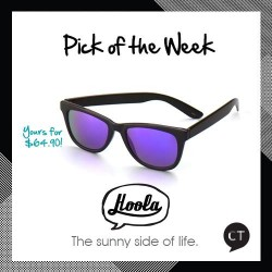 Common Thread   50% off Hoola sunglasses with purchase