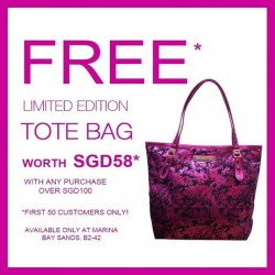 Bath & Body Works | FREE Limited Edition tote bag with purchase