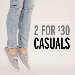 Rubi | 2 FOR $30 CASUALS