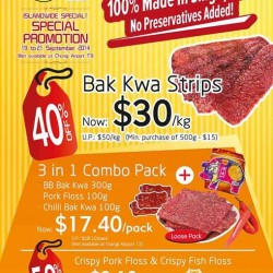 Fragrance Foodstuff | Islandwide Special Promotion