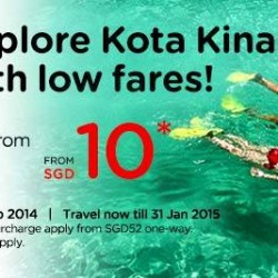 AirAsia | Fly direct from Singapore to Kota Kinabalu from $10