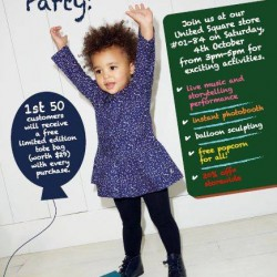 Petit Bateau | Children's Day Party 20% off storewide